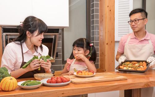 欣和事业 围绕著饮食生态系统展开