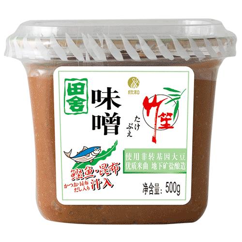 田舍味噌(鲣鱼·昆布)
