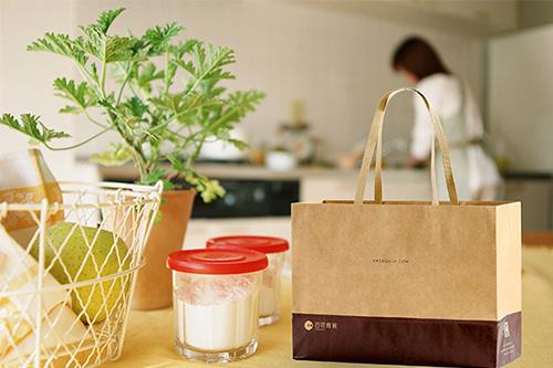购物袋换满减券|日尝食食启动回收计划