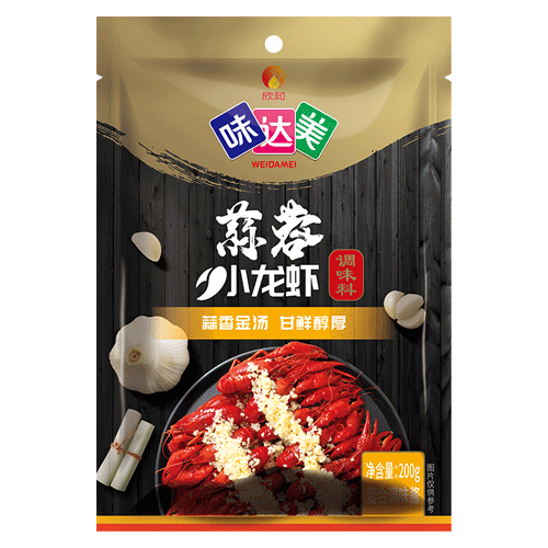 蒜蓉小龙虾调味料