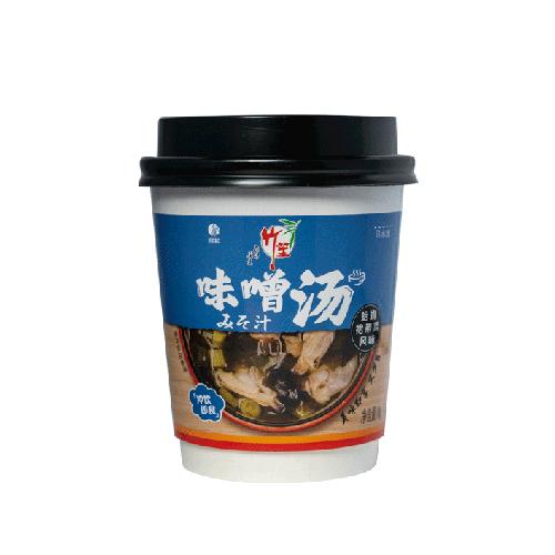 速食味噌汤(蛤蜊裙带菜风味)