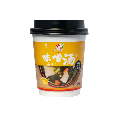 速食味噌汤(杏鲍菇鲜蔬风味)