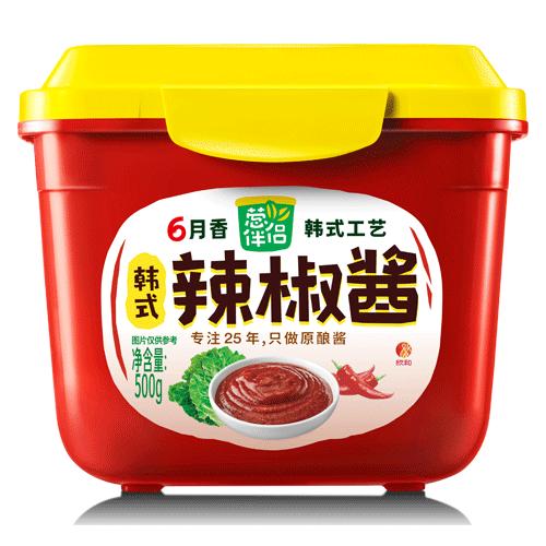 6月香辣椒酱