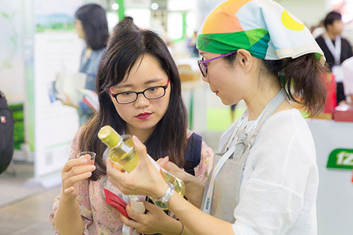 BIOFACH CHINA2019,与禾然有机的绿色约会